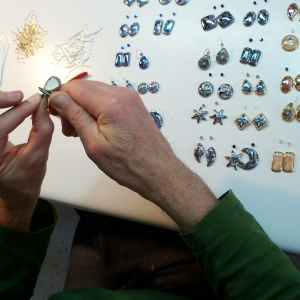 Assembling Earrings